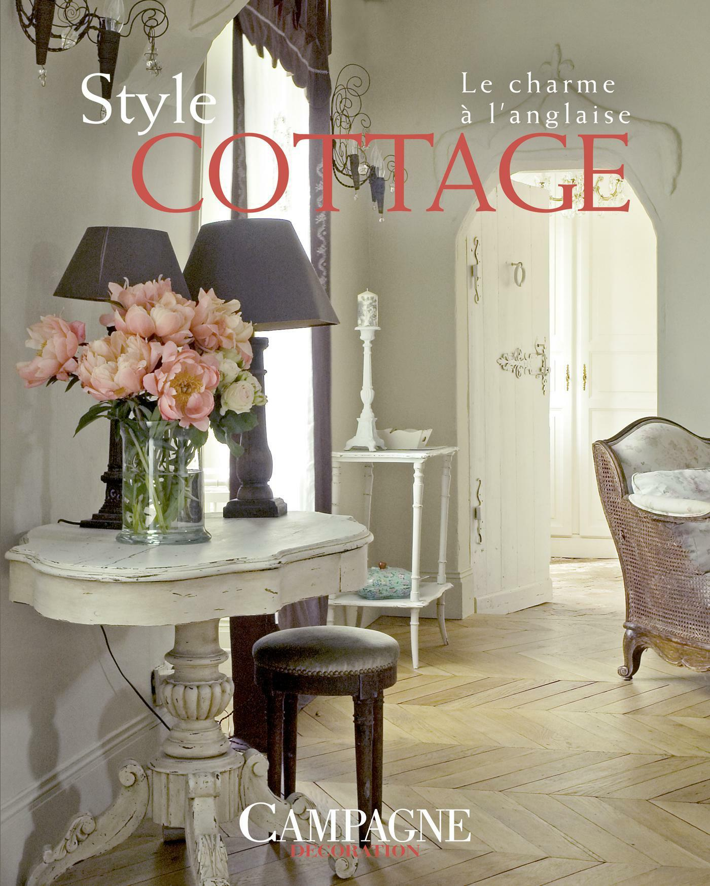 Style cottage le charme l 39 anglaise collectif for Decoration a l anglaise
