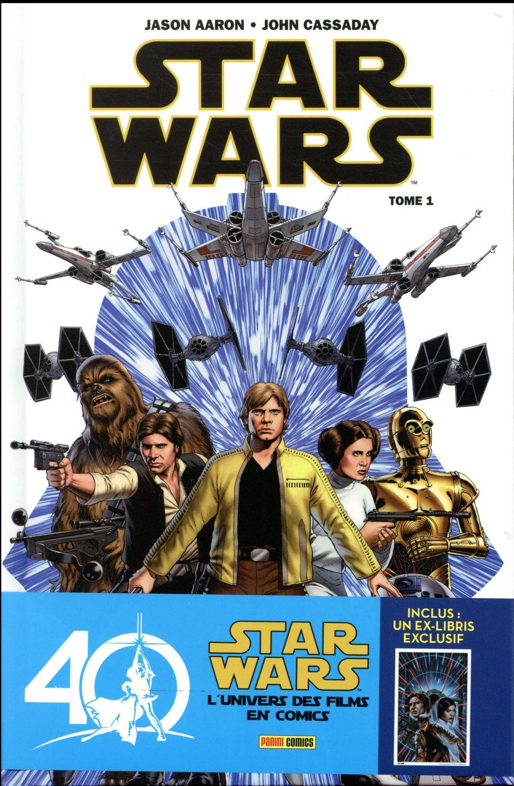 Star Wars T.1  - Jason Aaron  - John Cassaday