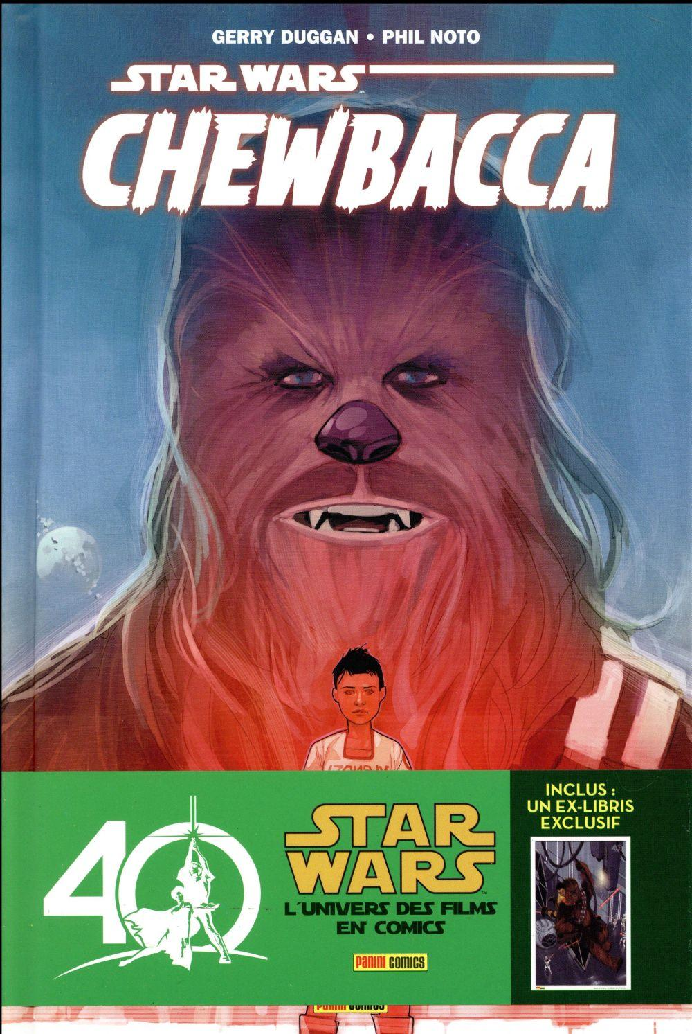 Vente Livre :                                    Star Wars - Chewbacca T.1                                      - Gerry Duggan  - Phil Noto