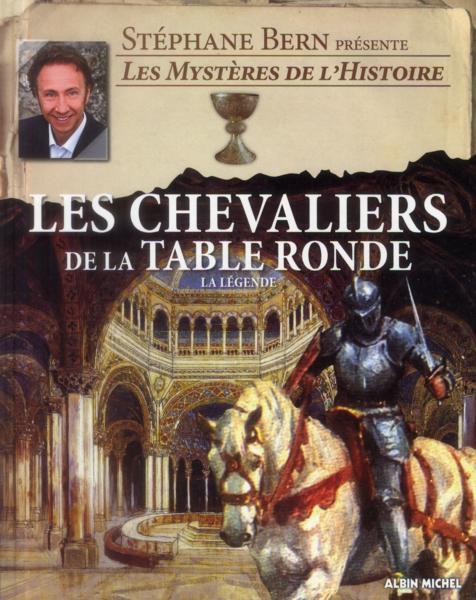 Les chevaliers de la table ronde - Couverture - Format classique