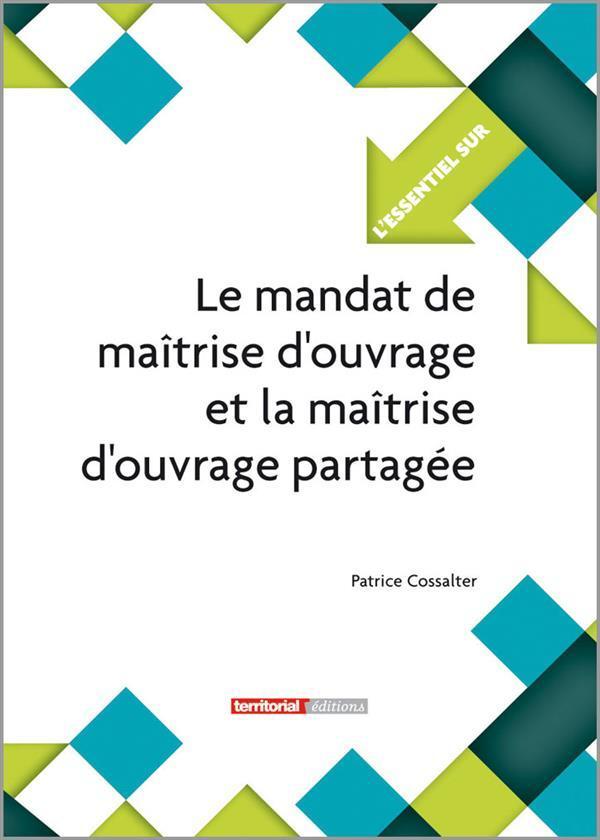 Patrice cossalter belgique loisirs - Maitrise d ouvrage deleguee ...