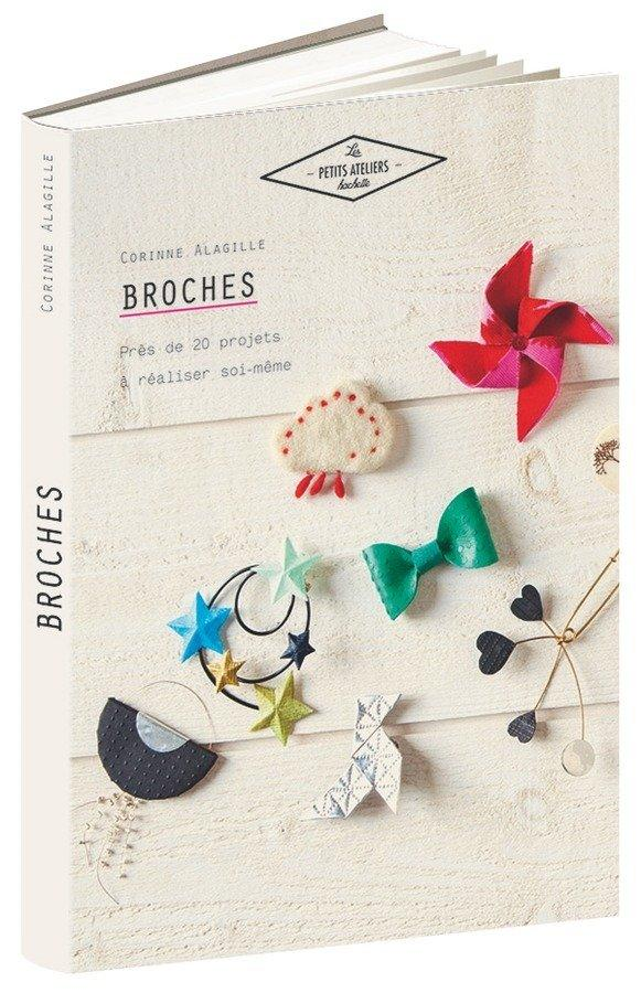 Broches  - Corinne Alagille