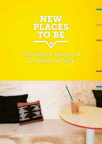 New places to be  - Nicolas Block  - Deborah Dekrem