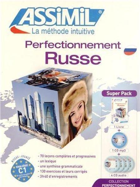 Russe ; super pack  - Collectif