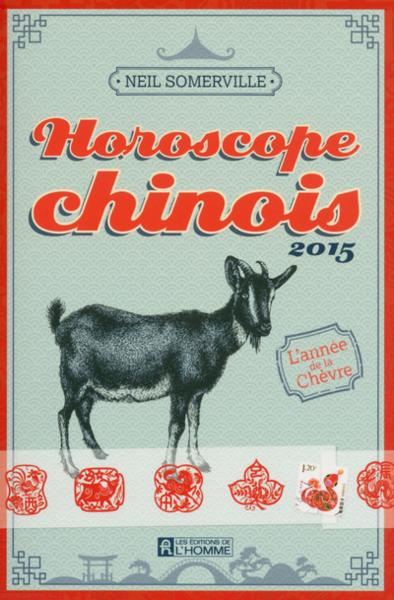 Vente  Horoscope chinois (édition 2015)  - Neil Somerville