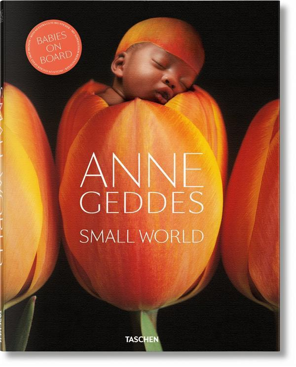 Small world  - Anne Geddes  - Holly Stuart Hughes