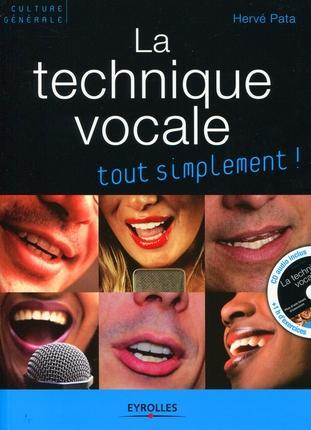 La technique vocale Tout simplement