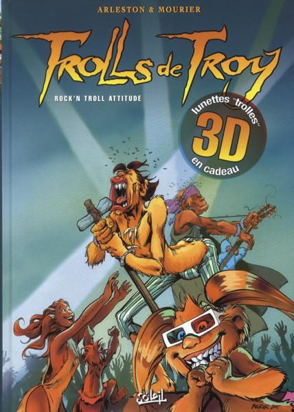 Vente  Trolls de Troy T.8 ; rock'n Troll attitude  - Scotch Arleston  - Jean-Louis Mourier  - Christophe Arleston  - Claude Guth
