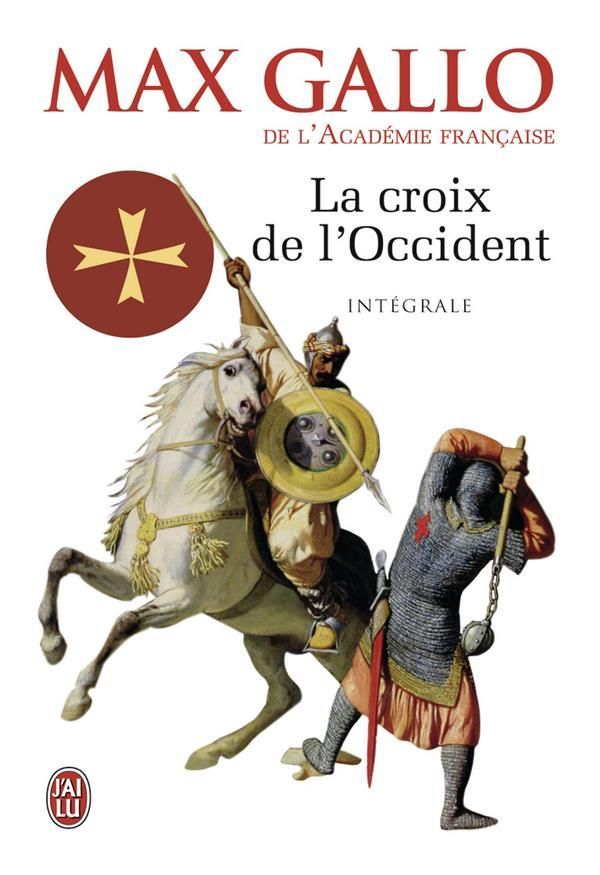 Vente  La croix de l'Occident  - Max Gallo