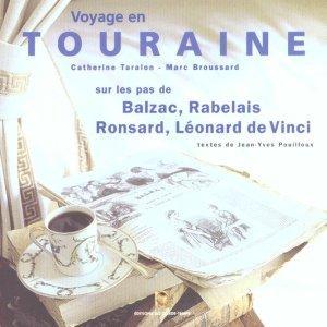 livre voyage en touraine catherine taralon acheter occasion 16 03 2002. Black Bedroom Furniture Sets. Home Design Ideas