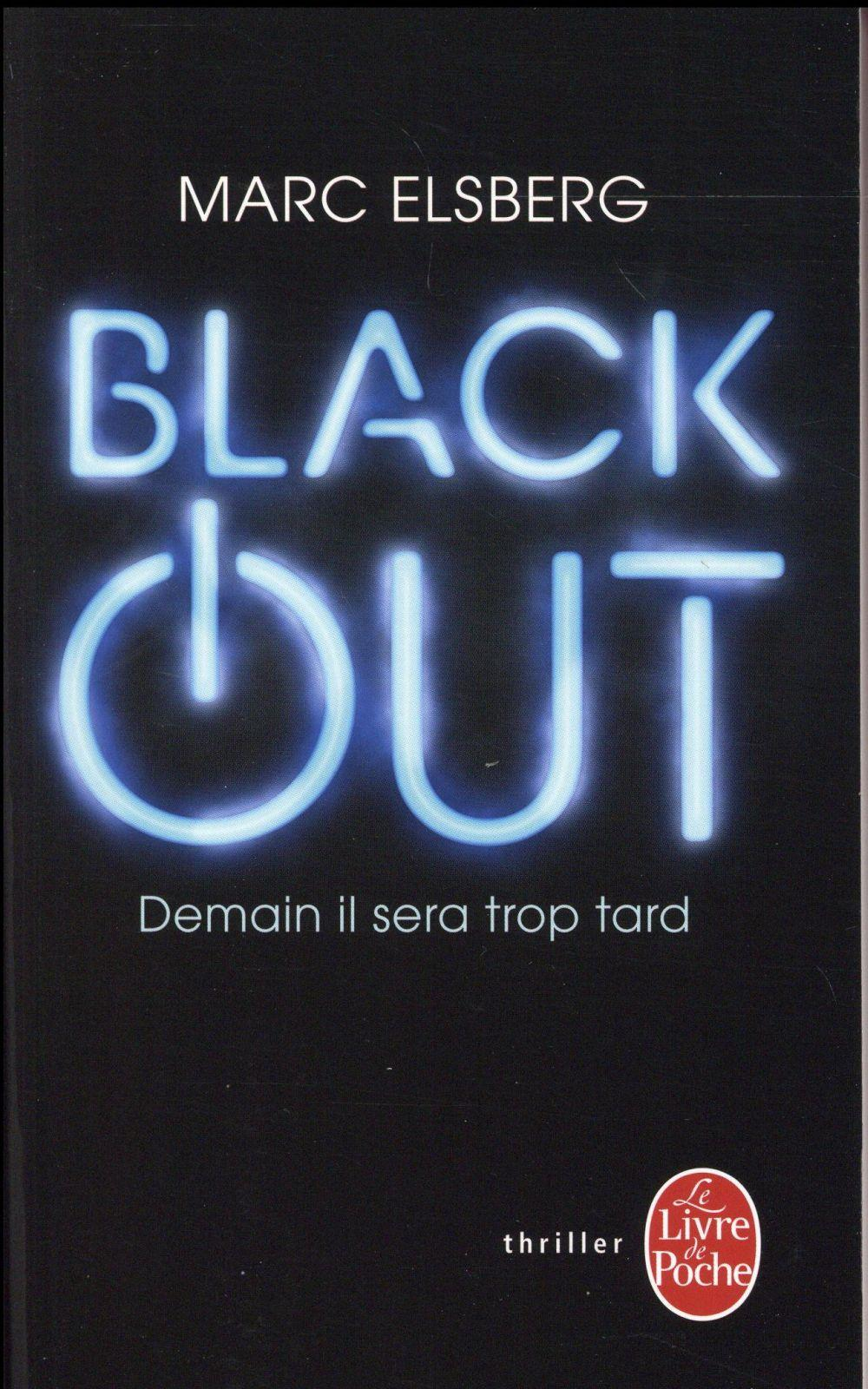 Vente Livre :                                    Black-out                                      - Marc Elsberg