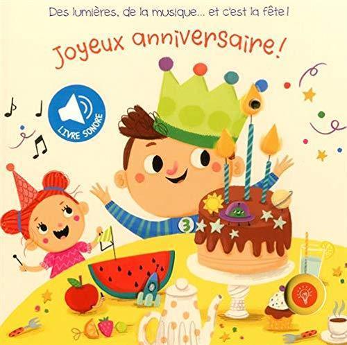 Joyeux Anniversaire Collectif Livre France Loisirs