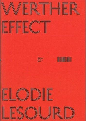Vente  Werther effect  - Elodie Lesourd