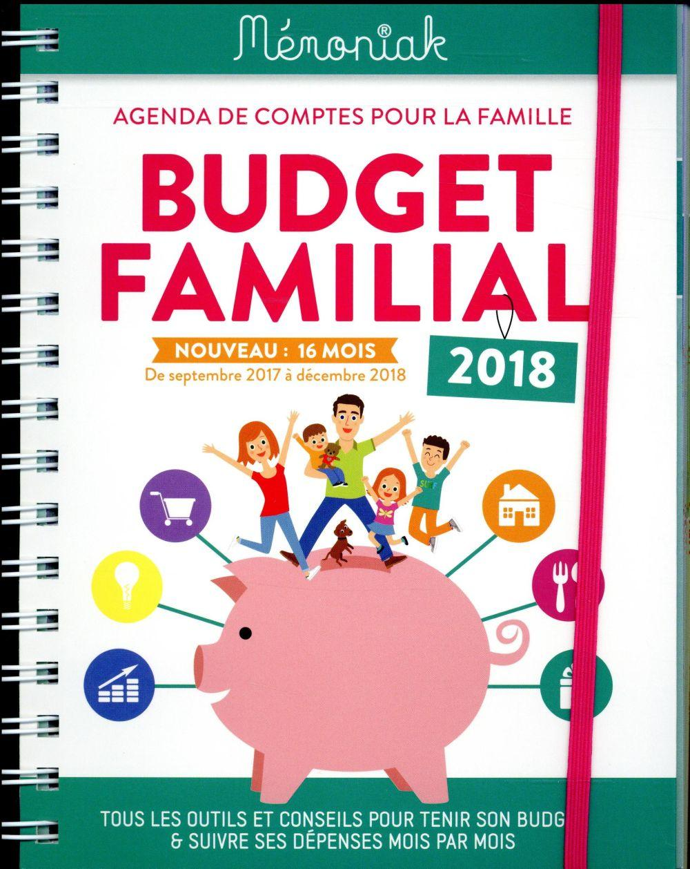 budget familial m moniak dition 2017 2018 collectif bertrand lobry livre france loisirs. Black Bedroom Furniture Sets. Home Design Ideas