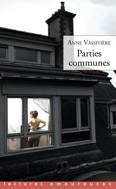 Vente  Parties communes  - Anne Vassiviere