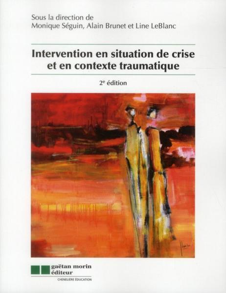 intervention en situation de crise et en contexte traumatique pdf
