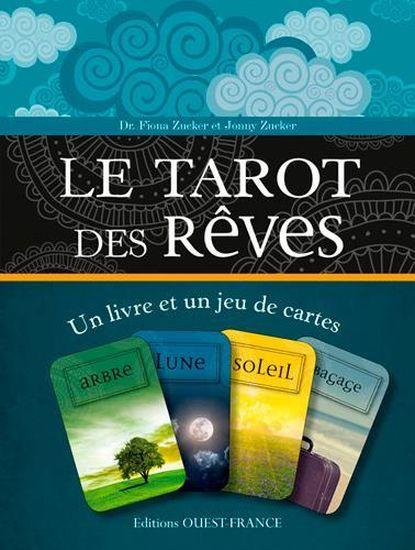 tarot des r ves un livre et un jeu de cartes fiona. Black Bedroom Furniture Sets. Home Design Ideas