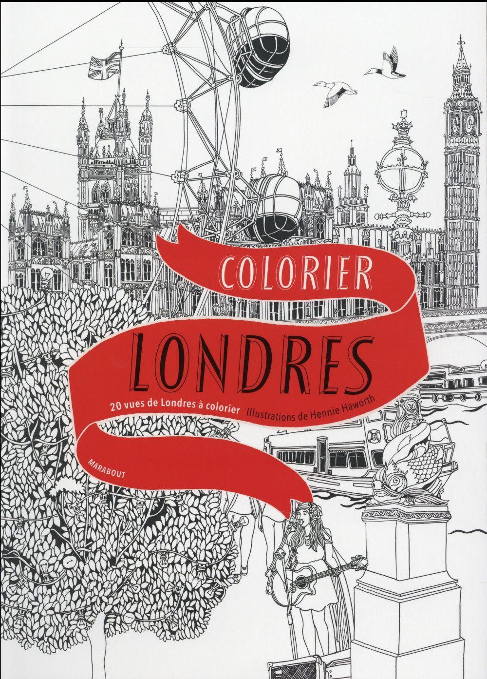 Londres couleurs  - Hennie Haworth