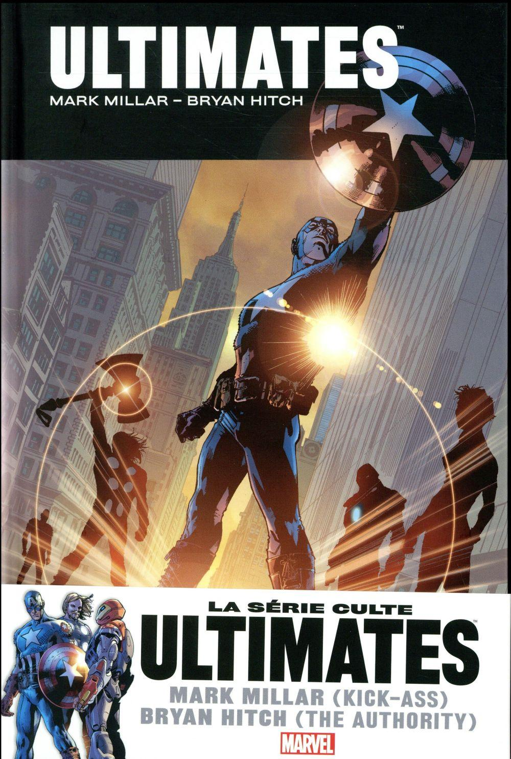 Ultimates t.1  - Mark Millar  - Bryan Hitch
