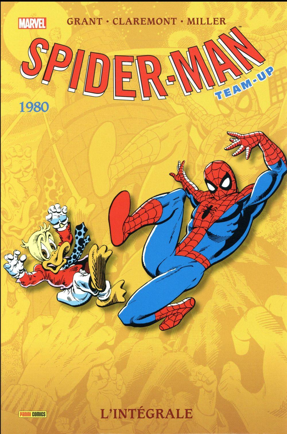 Spider-Man - team up ; INTEGRALE ; 1980  - Collectif
