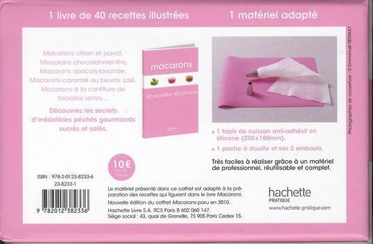 Macarons (Hachette)
