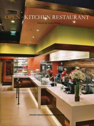 Open-kitchen restaurant  - Laura Vulto