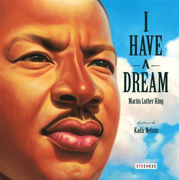 Vente  Martin Luther King  ; I have a dream  - Kadir Nelson