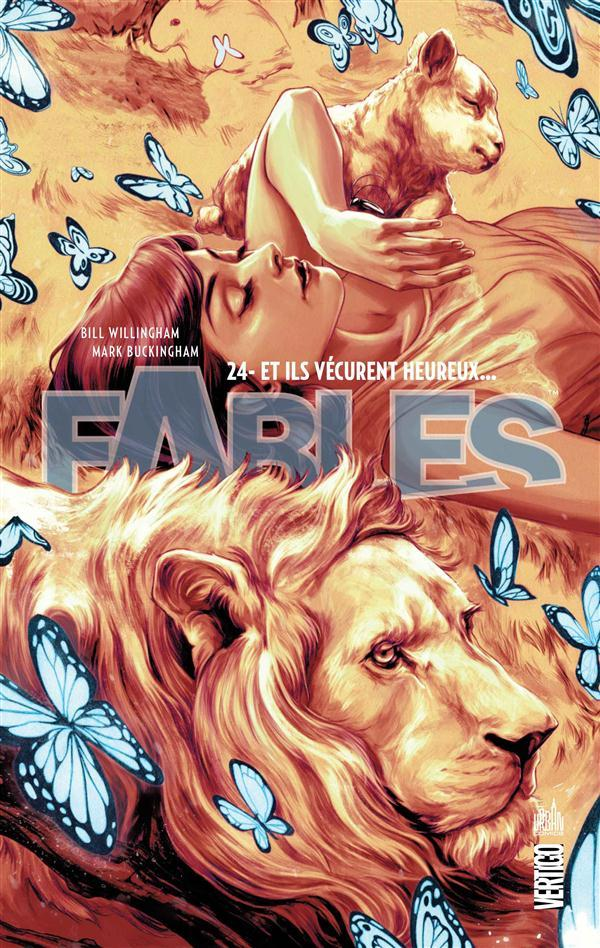 Fables t.24 ; et ils vécurent heureux...  - Bill Willingham  - Mark Buckingham