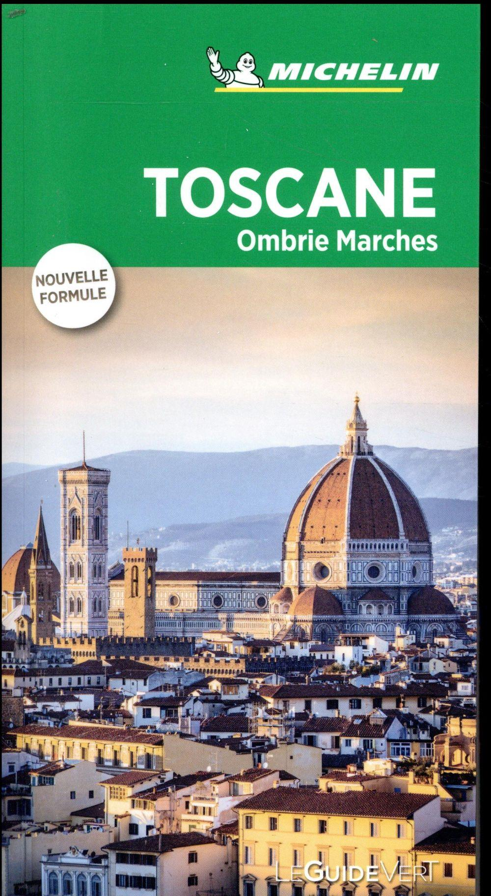 Vente  Guide vert toscane, ombrie  - Collectif Michelin