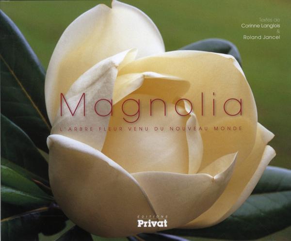 magnolia l 39 arbre fleur venu du nouveau monde corine langlois roland jarcel france. Black Bedroom Furniture Sets. Home Design Ideas