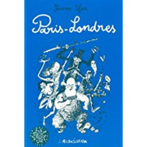 Paris-londres  - Joann Sfar