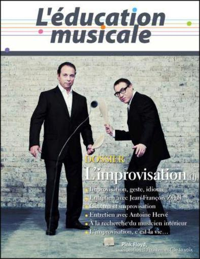 Education Musicale N 575- Improvisation  - Collectif