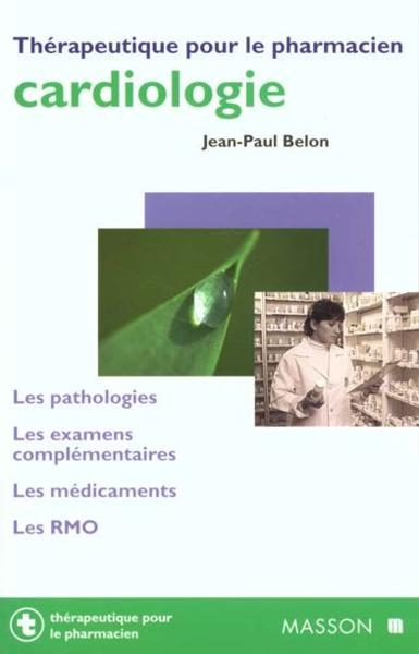 Cardiologie  - Jean-Paul Belon