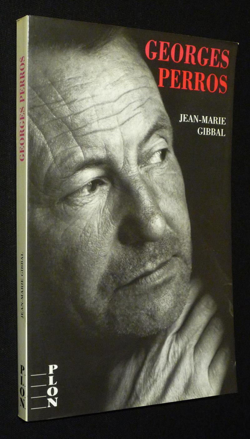 Vente Livre :                                    Georges Perros                                      - Jean-Marie Gibbal