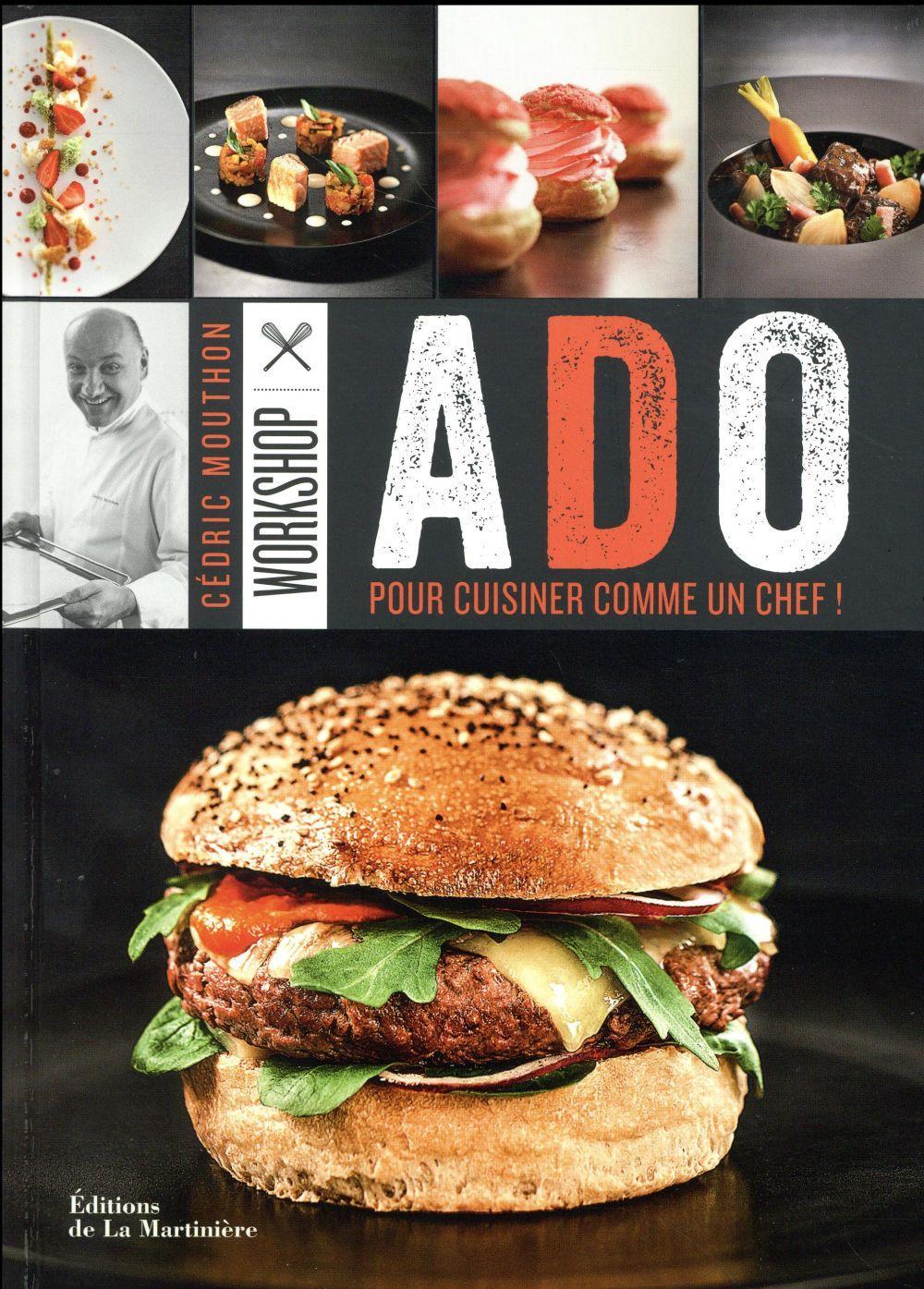 Cedric mouthon france loisirs suisse - France 2 cuisinez comme un chef ...