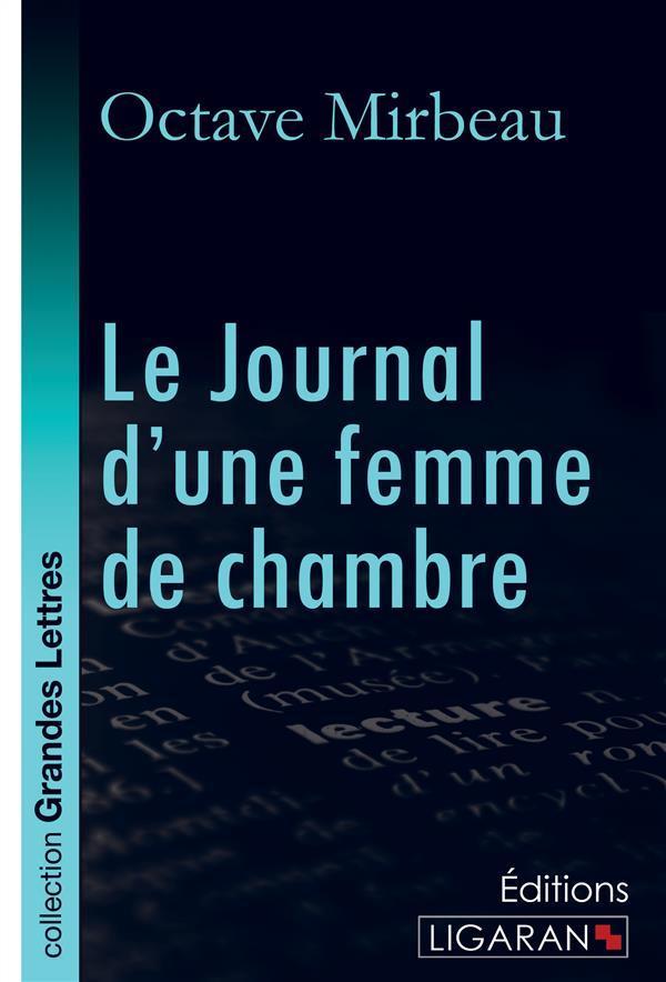 Livre le journal d 39 une femme de chambre octave mirbeau - Le journal d eyragues ...