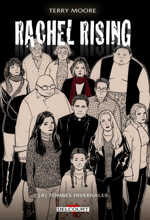 Rachel Rising t.4 ; tombes hivernales  - Terry Moore