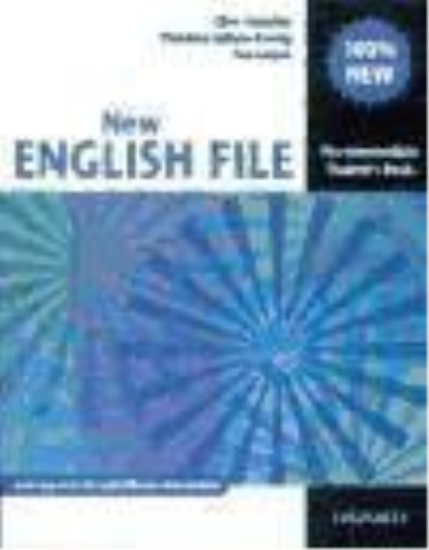 Vente Livre :                                    New english file pre-intermediate: teacher's book with test and assessment cd-rom                                      - Clive Oxeden