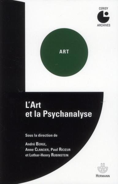 L'art et la psychanalyse  - Collectif