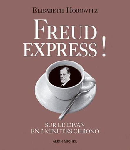 Freud express sur le divan en 2 minutes chrono elisabeth horowitz livre france loisirs for Divan express