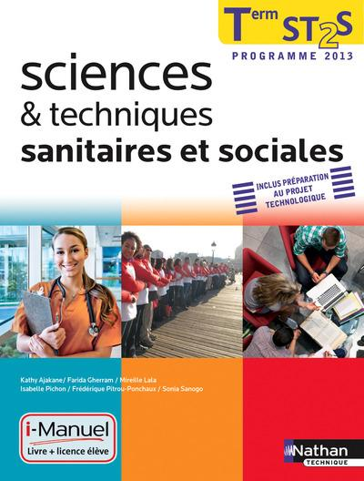 Sc tech sanit soc term st2s  - Collectif