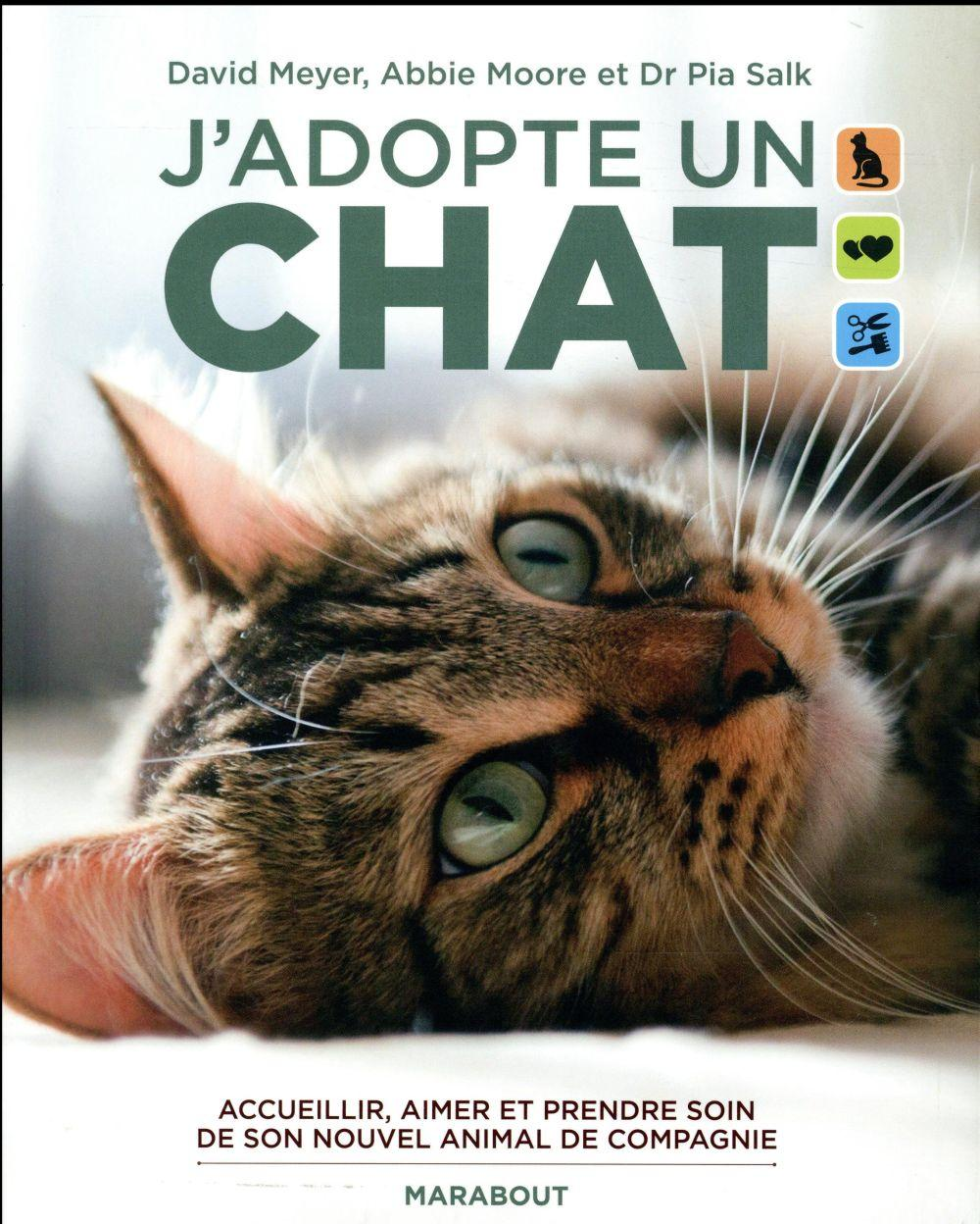 J'adopte un chat  - Collectif