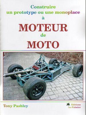 Livre construire un prototype ou une monoplace moteur for Construire sa voiture