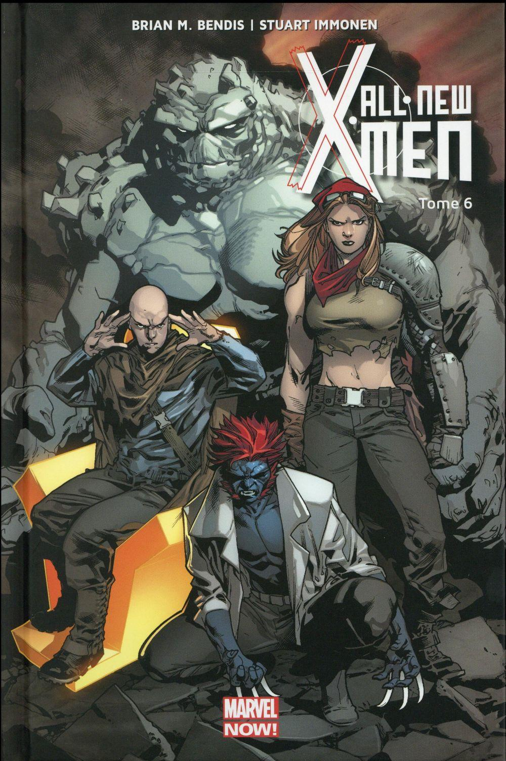All new X-Men T.6  - Brian Michael Bendis  - Stuart Immonen  - Sara Pichelli