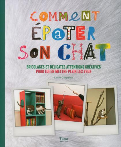 Comment épater son chat  - Laure Chapalain