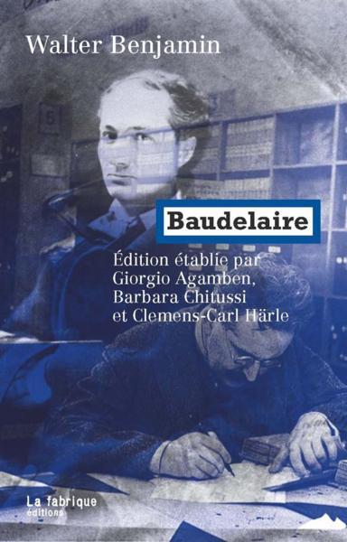 Baudelaire by Walter Benjamin