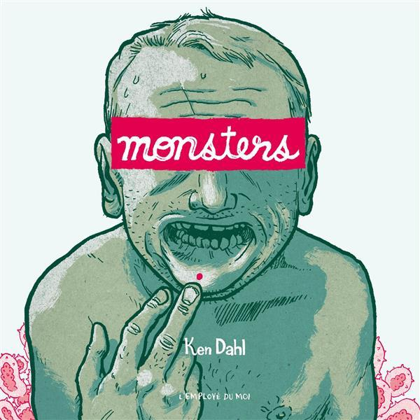 Vente Livre :                                    Monsters                                      - Ken Dahl