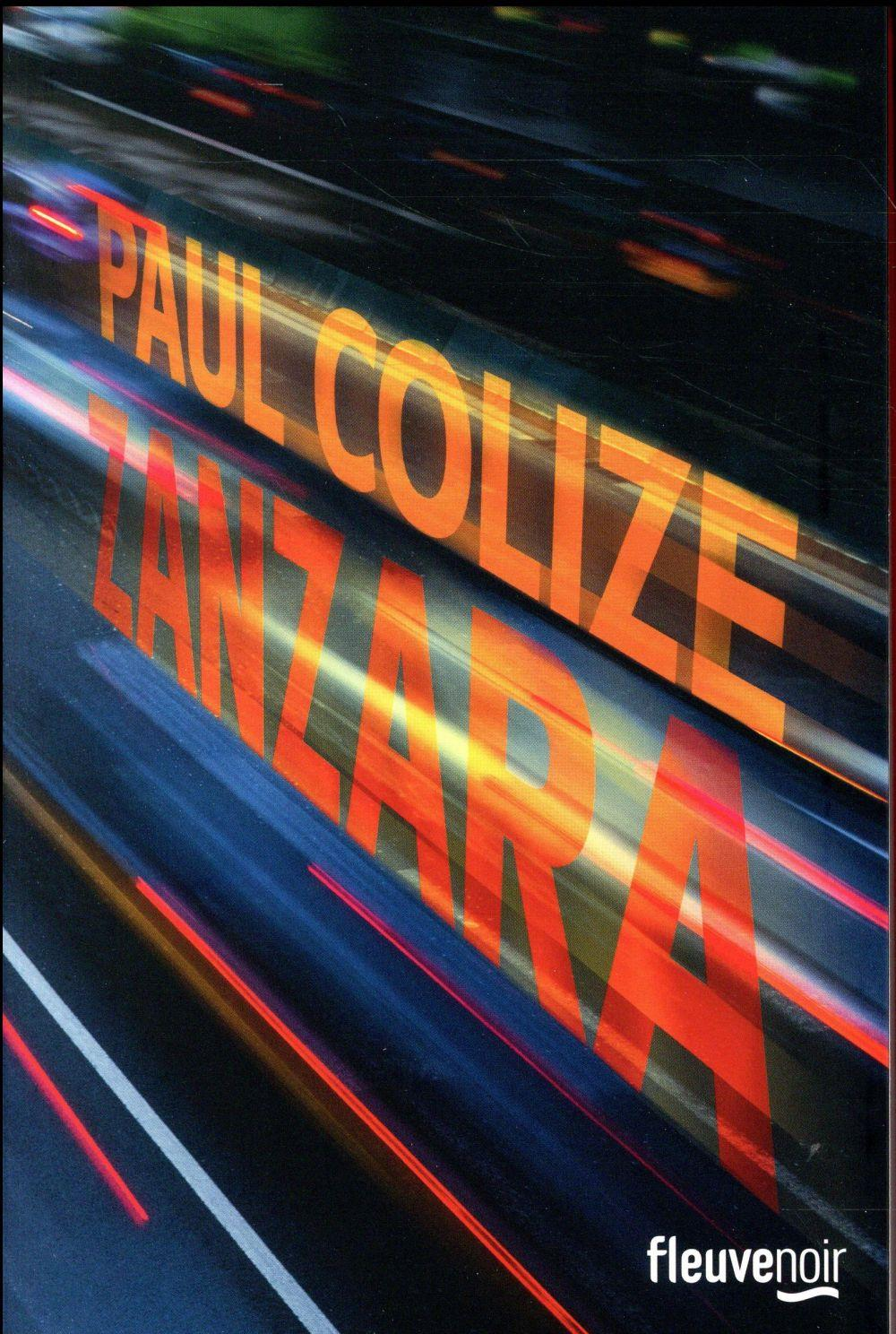 Vente                                 Zanzara                                  - Paul Colize