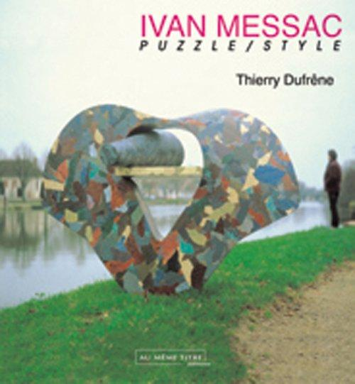 Vente  Ivan messac ; puzzle-style  - Thierry Dufrene