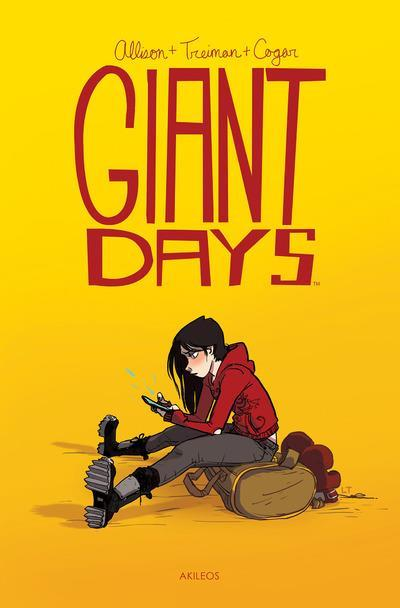 Vente Livre :                                    Giant days - tome 1                                      - Allison Joh